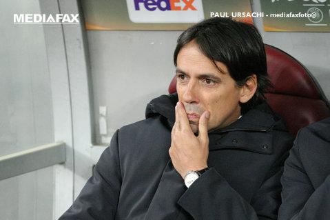 """Inzaghi, după lecţia predată: """"Ar fi fost nemeritat să fim eliminaţi după acel 0-1 din tur"""". Cine a fost """"extraordinar"""" în echipa lui Lazio şi ce spune golgheterul Immobile"""