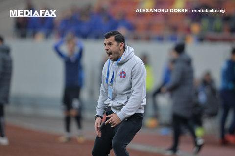 """A fost golgheterul Stelei, e vârf de lance la Dinamo, dar n-are milă de echipa lui Dică. """"N-am mai văzut demult o echipă românească dominată de o asemenea manieră"""""""