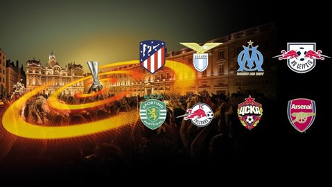 S-a decis tabloul sferturilor Europa League: confruntare de nota 10 + în Madrid. Cu cine a picat Lazio