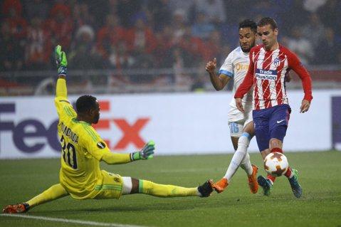 Atletico Madrid a câştigat Europa League! Fanii lui OM au asigurat spectacolul în tribune, Griezmann pe teren. Cronica finalei de la Lyon