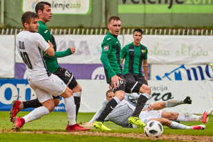 """Tot ce trebuie să ştii despre NK Rudar Velenje, echipa care are cele mai mari şanse să înfrunte FCSB în turul II din Europa League. Vedeta care vine din Premier League şi valoarea """"modică"""" a lotului"""