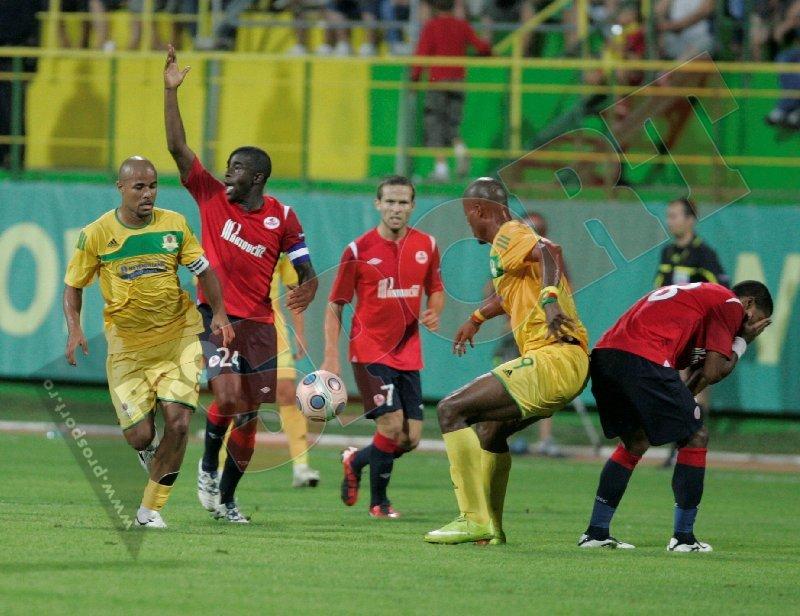 Vise de mărire! FC Vaslui - Lille 0-0