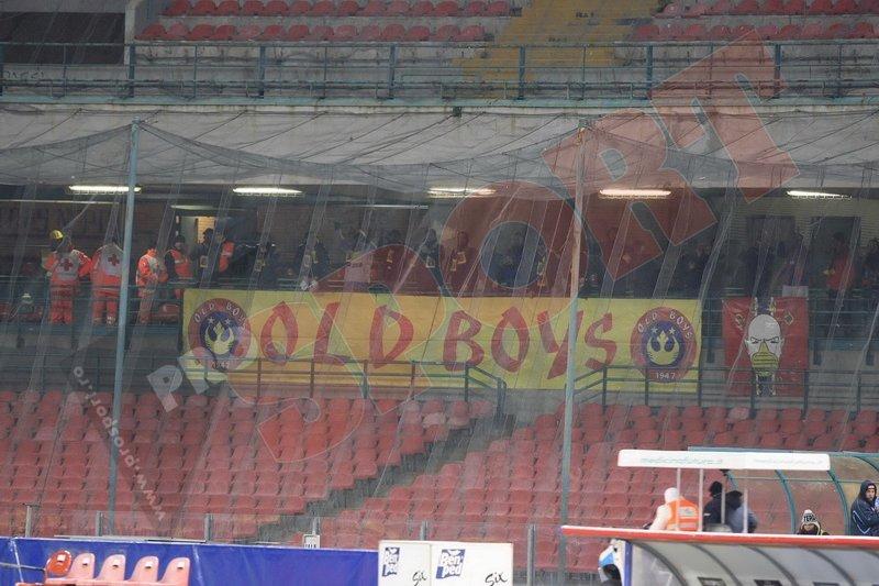 FOTO 20 de fani ai Stelei s-au încumetat să meargă pe San Paolo