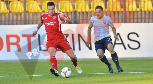 Ekranas - Steaua 0-2! Kawasaki-vicius! Titular în premieră, Adi Popa a înscris PRIMUL său gol în tricoul grupării din Ghencea