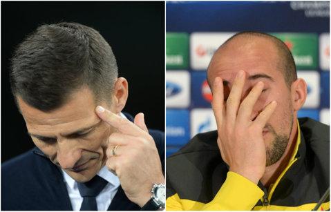 """VIDEO EXCLUSIV   Gâlcă, despre cum s-a ratat Liga Campionilor. """"Latovlevici mi-a zis că are dureri. Eu am jucat şi cu ruptură"""". Ce-şi reproşează antrenorul Stelei la meciul cu Ludogoreţ"""