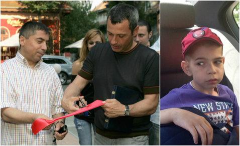 """A învins cancerul, dar e victimă colaterală în conflictul dintre Turcu şi Rednic. Cazul Denis Paşcovici: cine de la Dinamo minte că a donat? Tatăl micului supravieţuitor: """"Borcea mi-a dat banii pe salarii în avans"""""""