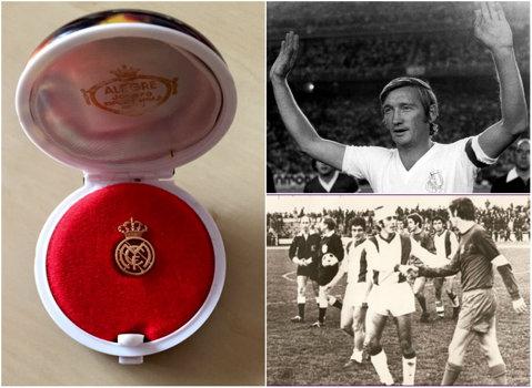 A murit simbolul unei victorii româneşti legendare. Galacticul old-school de la Real Madrid: cum a fugit căpitanul lui FC Argeş din cantonament ca să-l vadă, cu o zi înainte de meci, şi povestea suvenirului din aur