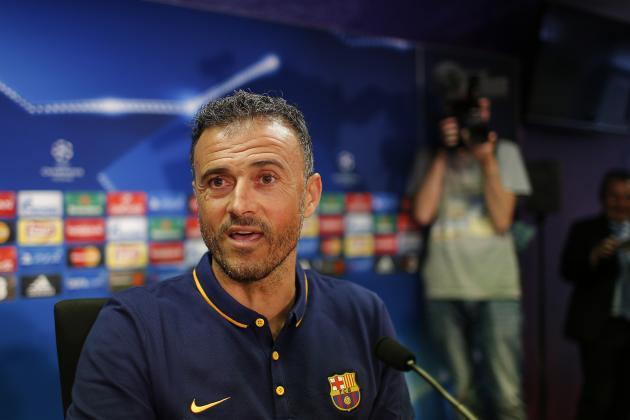 """""""Am câştigat trofeul pentru că sunt cel mai bun. Mi-aş fi dorit să fie la gală şi jucătorii Barcelonei."""" Luis Enrique a avut nevoie de puţine cuvinte pentru a-l pune la punct pe Ronaldo după această declaraţie. Cum i-a răspuns"""