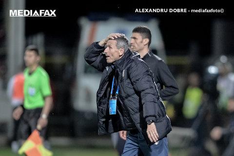 """Astra are din nou probleme! Gigi Mulţescu: """"Nu mai sunt antrenorul echipei"""". Ce i-au transmis Petre Buduru şi Dani Coman"""