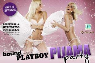Playboy Pijama Party