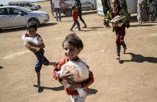 Mediafax Zoom - Refugiaţi din calea terorii
