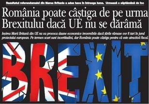 Citiţi gratuit E-Paper cu ediţia specială Ziarul Financiar dedicată Brexit