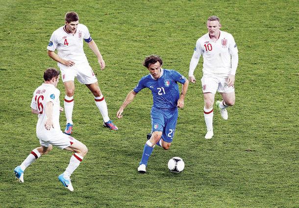 Cei mai buni 23 de jucători de la EURO 2012! Torres nu e printre ei