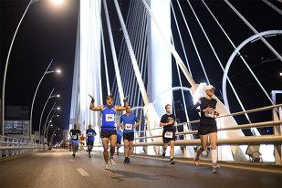 """Final în ProSport Midnight Run. Nicolae Soare s-a impus la 5.000 de metri: """"M-a impresionat cursa"""". Podiumurile la 5 şi 10 km"""