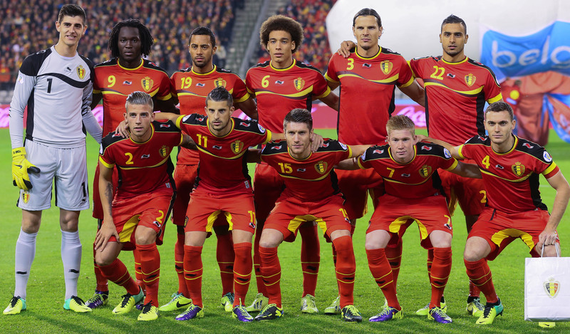 Belgia Januzaj Convocat Nationala Belgiei Turneul Final Brazilia Lotul Cm