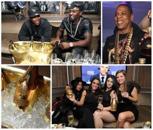 Cum atrage rapperul Jay Z clienţi către agenţia sa de impresariat: şampanie, femei şi lanţuri de aur