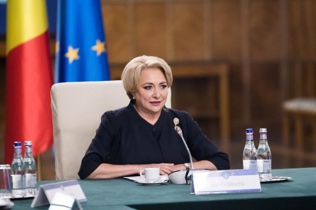 """Explicaţia pentru ultima gafă a premierului României. Motivul pentru care Viorica Dăncilă a folosit """"Euro douăzeci-douăzeci"""""""