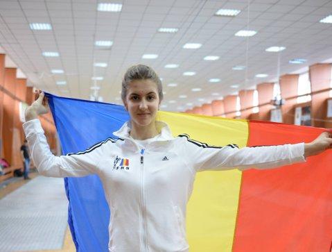 Pariul ProSport 2014 confirmă: spadasina Alexandra Predescu a devenit campioană mondială de cadeţi la Tashkent