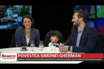 VIDEO | Ruleta întrebărilor cu o campioană olimpică! Dragoş şi Simona Gherman despre refrenul din inimă, Masterchef şi carduri golite la shopping