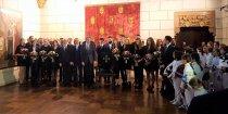FOTO | Scrima s-a încoronat regina sportului într-o gală la Palatul Elisabeta. Scrimerii români au fost premiaţi pentru performanţele din 2016. Promisiunea lui Covaliu