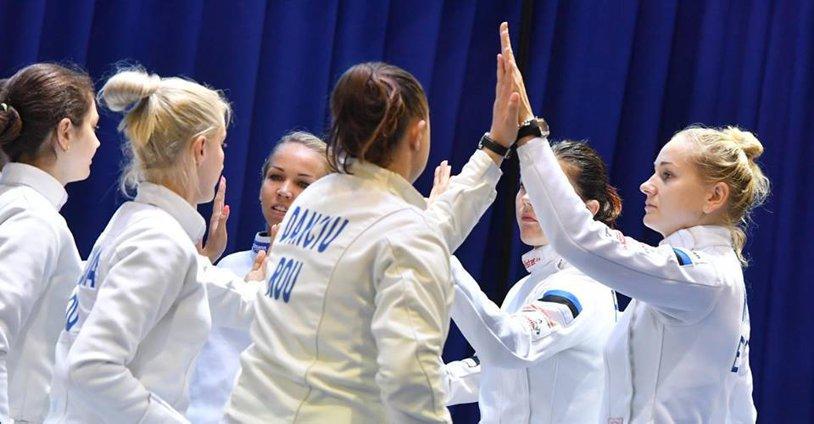 PERFORMANŢĂ | Spada rămâne sursă de medalii pentru România şi după schimbul de generaţii. Cu patru nume noi din patru faţă de Rio 2016, echipa tricoloră a câştigat bronzul european la Tbilisi