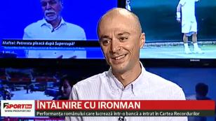 VIDEO   Ce mănâncă zilnic singurul român care a traversat înot Canalul Mânecii. Andrei Roşu a vorbit la ProSport Live despre alimentele din meniul său şi rolul lor în susţinerea efortului. Rolul surpriză al croissantului cu ciocolată