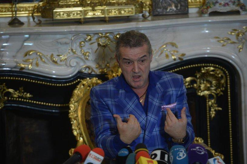 Cea mai mare afacere din Liga 1: Becali a pus pe masă 6 milioane de euro! Ce răspuns a primit Gigi