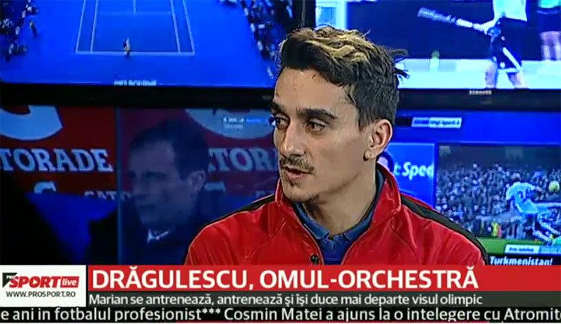 PROSPORT LIVE | Marian Drăgulescu a dezvăluit de ce a plecat de la Dinamo la Steaua. Ce planuri are pentru Jocurile Olimpice de la Rio