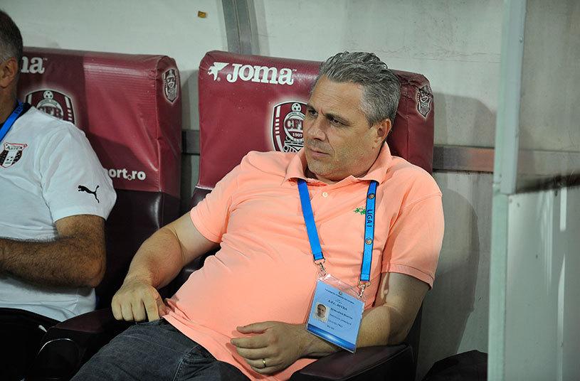 """Mircea Sandu: """"Dacă aş fi Şumudică, aş da Federaţia în judecată pentru defăimare şi aş câştiga!"""" Reacţia antrenorului Astrei"""