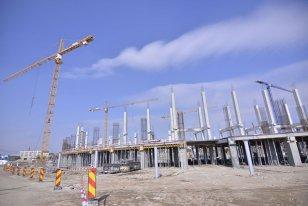 """Noul stadion al Craiovei va fi gata în martie 2017! Popescu: """"FRF vrea să aducă aici echipa naţională!"""" INCREDIBIL   De ce este constructorul în întârziere cu două luni"""