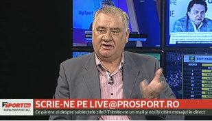 PROSPORT LIVE 20 octombrie   Gheorghe Chivorchian, invitat special! Ce rezultate obţin Steaua şi Astra în Europa League?