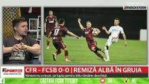 PROSPORT LIVE 18 aprilie   Am analizat meciul dintre CFR şi FCSB şi partidele retur sferturile UEFA Champions League