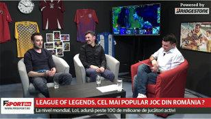 Ediţie specială a ProSport LIVE! Cele mai noi veşti din lumea sporturilor electronice