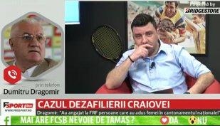 ProSport LIVE 27 aprilie! Dumitru Dragomir şi Adrian Mititelu au vorbit despre dosarul dezafilierii Universităţii Craiova. Cine