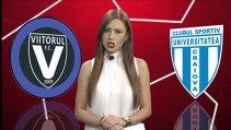 VIDEO | Totul despre etapa a şaptea a Ligii 1. FCSB riscă totul pentru grupele Champions League şi joacă din nou cu rezervele. Meciurile rundei