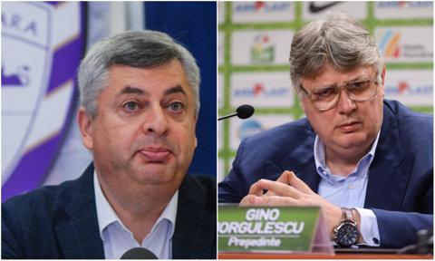 Sorin Drăgoi luptă cu Gino Iorgulescu pentru şefia LPF! Planul oficialului de la ACS Poli Timişoara