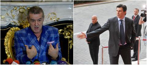 EXCLUSIV   Emoţii pentru preşedinte? A avut loc întâlnirea dintre Lupescu şi Becali. Se strâng rândurile pentru alegerile FRF