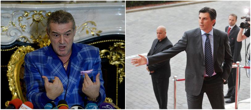EXCLUSIV | Emoţii pentru preşedinte? A avut loc întâlnirea dintre Lupescu şi Becali. Se strâng rândurile pentru alegerile FRF