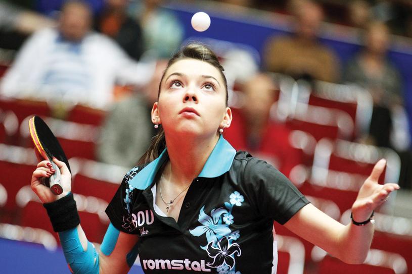 Fetele, învinse de China. Băieţii, răpuşi de Rusia la Campionatul Mondial de tenis de masă din Malaysia