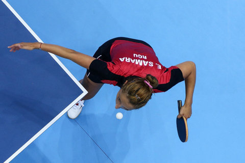Spre apărarea titlului! Samara s-a calificat în sferturile Campionatului European de tenis de masă