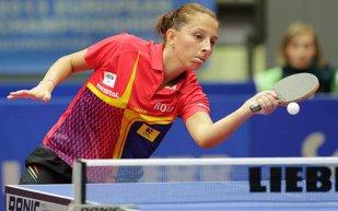 Samara a câştigat medalia de bronz în turneul de simplu la Campionatul European din Ungaria
