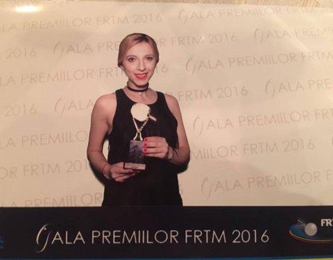 INTERVIU VIDEO | Samara, cea mai bună jucătoare de tenis de masă din România în 2016. Cum arată TOP 10