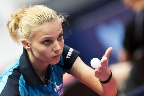 Tenisul de masă nu lasă garda jos! Bronz pentru Adina Diaconu şi Cristi Pletea în proba de dublu mixt a Campionatului European de juniori