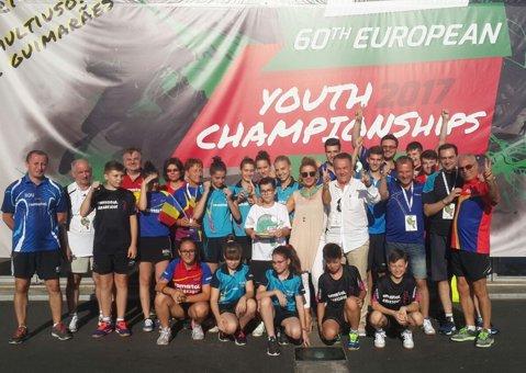 """Beatrice Romanescu analizează evoluţia tricolorilor la Europeanul de juniori la tenis de masă: """"Această generaţie este una de excepţie"""""""