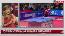 VIDEO | Eliza Samara şi antrenorul Viorel Filimon au dezvăluit la ProSport LIVE secretele din spatele aurului de la Campionatul European de tenis de masă