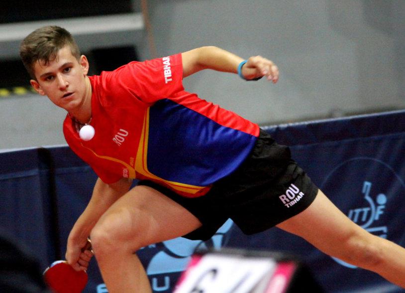 Tragerea la sorţi pentru Campionatul European de Tenis de Masă STAG pentru Juniori va avea loc joi, de la 11:30, în Bucureşti