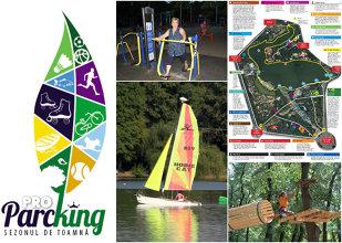 PRO PARCKING   Fii regele parcului Herăstrău! Alătură-te campaniei care va redesena parcurile tale favorite şi zonele în care poţi face sport   INFOGRAFIE