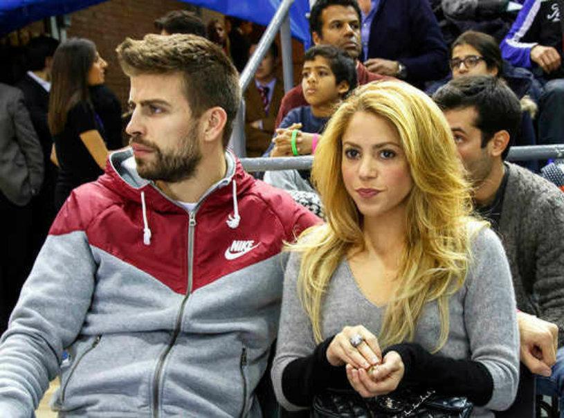 Imaginea care spune totul despre relaţia dintre Shakira şi Pique! FOTO | Cum au fost surprinşi cei doi. Fotbalistul a făcut totul public