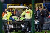 Meciul Muntenegru - Rusia, întrerupt definitiv în minutul 67 din cauza incidentelor de la Podgorica