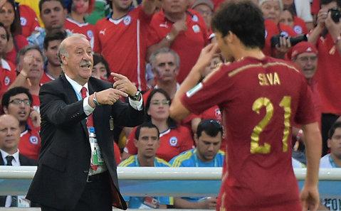 Real Madrid n-a avut nici măcar un jucător titular în meciul Spaniei cu Luxemburg. Câţi a avut Barcelona